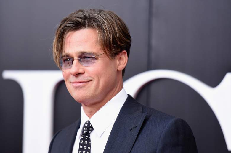 Brad Pitt The Big Short, Brad Pitt Red Carpet, Brad Pitt hair