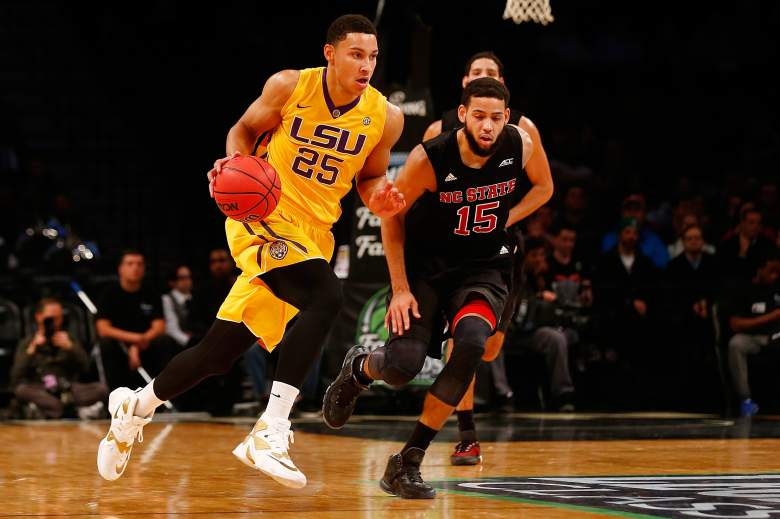 Ben Simmons, number one pick, selection, drafted, brandon ingram