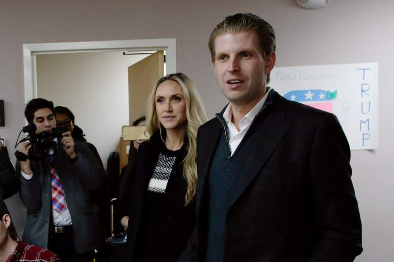 Eric Trump Lara Trump, Eric Trump wife, Eric Trump Lara Yunaska