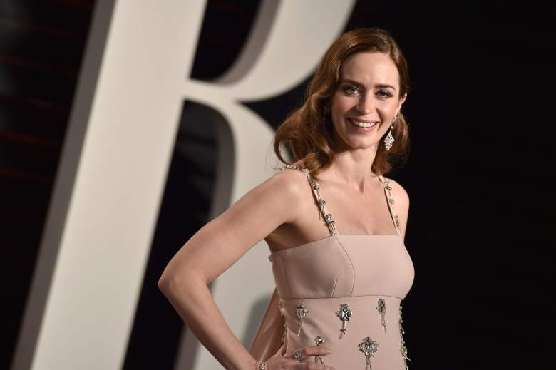 Emily Blunt Oscars, Emily Blunt Pregnant, Emily Blunt