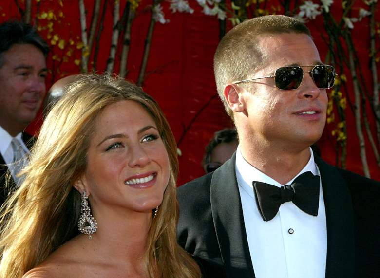 Jennifer Aniston and Brad Pitt, Brad Pitt Jennifer Aniston divorce, Brad Pitt Jennifer Aniston Red Carpet