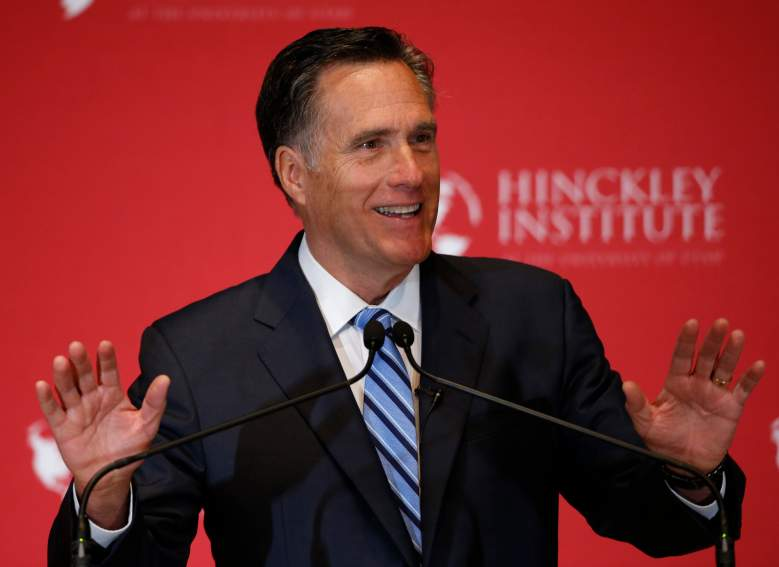 Mitt Romney Donald Trump, Mitt Romney Trump speech, Mitt Romney 2016 election