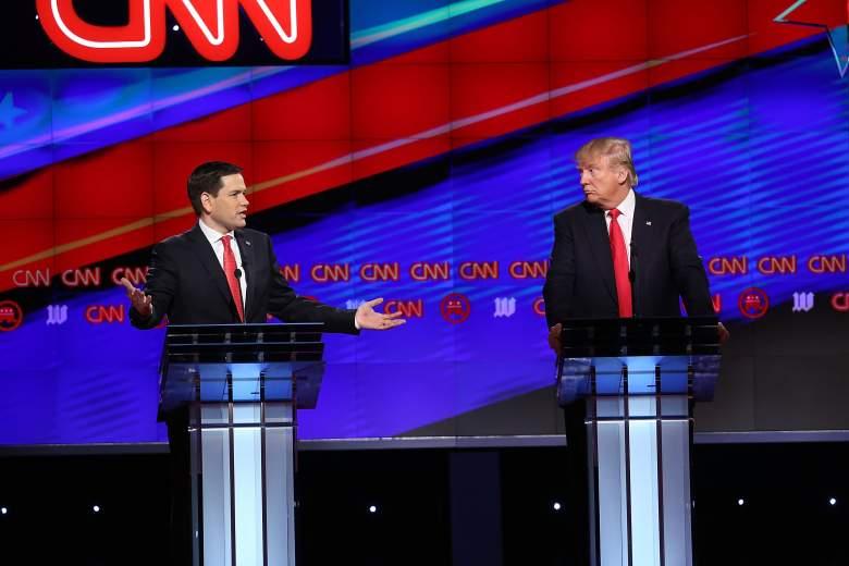 Marco Rubio Miami, Marco Rubio CNN, Marco Rubio CNN debate,
