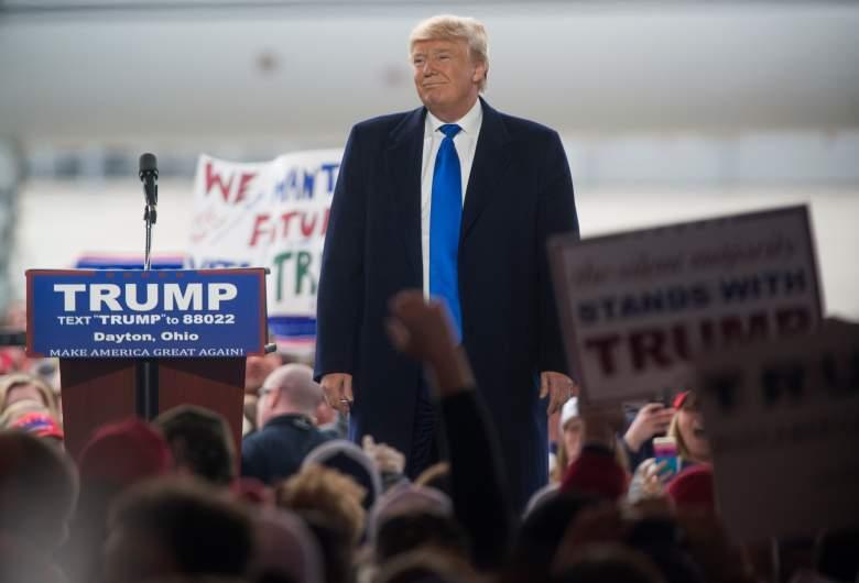 Donald Trump Ohio, Donald Trump Ohio primary, Donald Trump Chicago, Donald Trump violence
