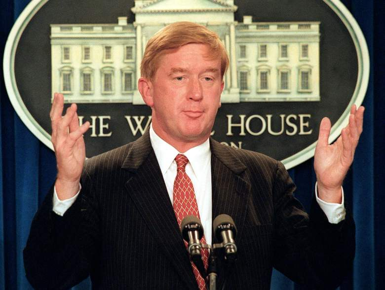 Bill Weld Clinton, William Weld, William Weld Mexico