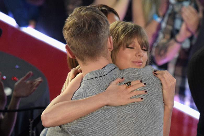 taylor swift and calvin harris car accident, calvin harris car accident