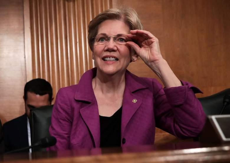 Elizabeth Warren, Donald Trump