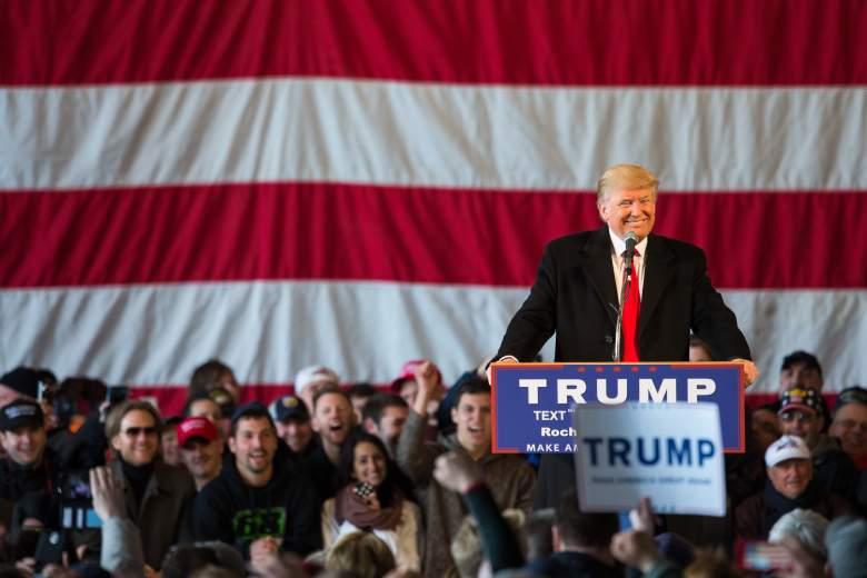 Donald Trump New York, Donald Trump Rochester, Donald Trump New York rally,