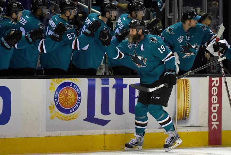 Sharks, Joe Thornton, San Jose, Stanley Cup, NHL