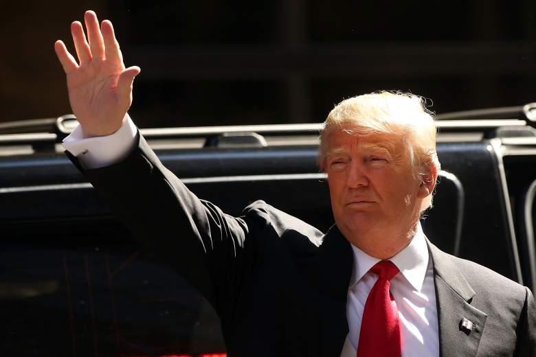 Donald Trump vote, Donald Trump wave, Donald Trump primary