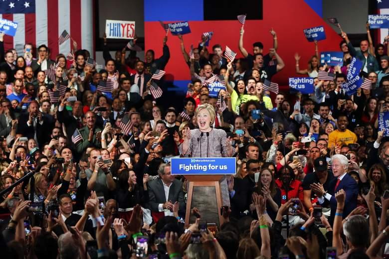 Hillary Clinton New York, Hillary Clinton supporters, Hillary Clinton events,