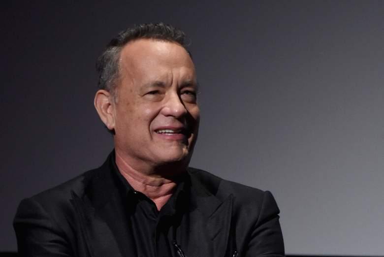 Tom Hanks Tribeca, Tom Hanks smile, Tom Hanks