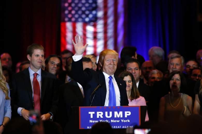 Donald Trump Trump Tower, Donald Trump New York, Donald Trump primary