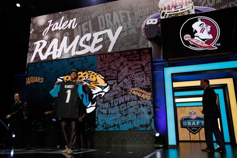 Jalen Ramsey, NFL, Jacksonville Jaguars, football, injury
