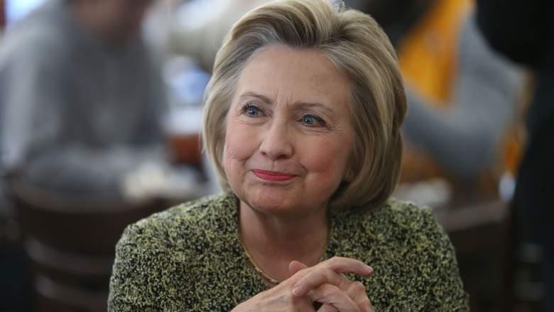 Hillary Clinton polls, Democratic Indiana polls, Hillary Clinton Indiana