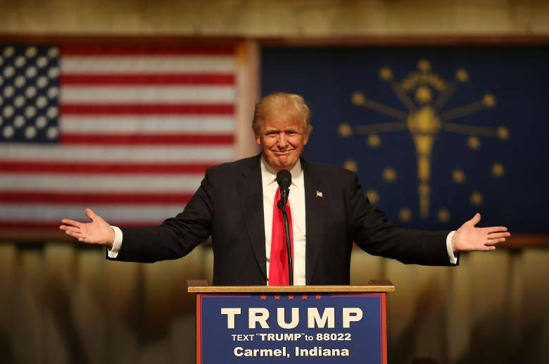 Donald Trump, Republican GOP delegates count, latest, current, Ted Cruz, Indiana delegates