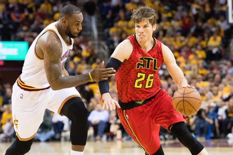 Atlanta Hawks, Cleveland Cavaliers, NBA playoffs