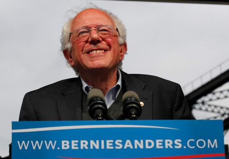 Bernie Sanders, West Virginia primary gop republican democratic results