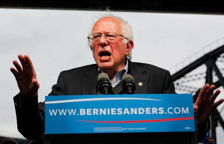 Bernie Sanders, West Virginia Democratic polls, early latest current polling numbers, Hillary Clinton, primary