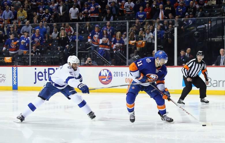 Tampa Bay Lightning, New York Islanders, NHL playoffs
