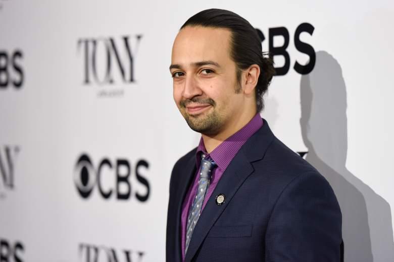 Lin-Manuel Miranda Tonys, Hamilton, Hamilton creator