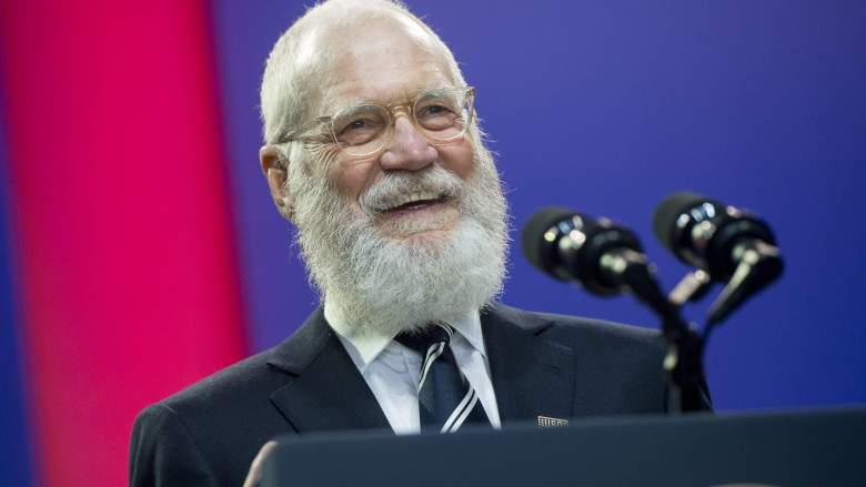 David Letterman Netflix show, what is david letterman's new netflix show