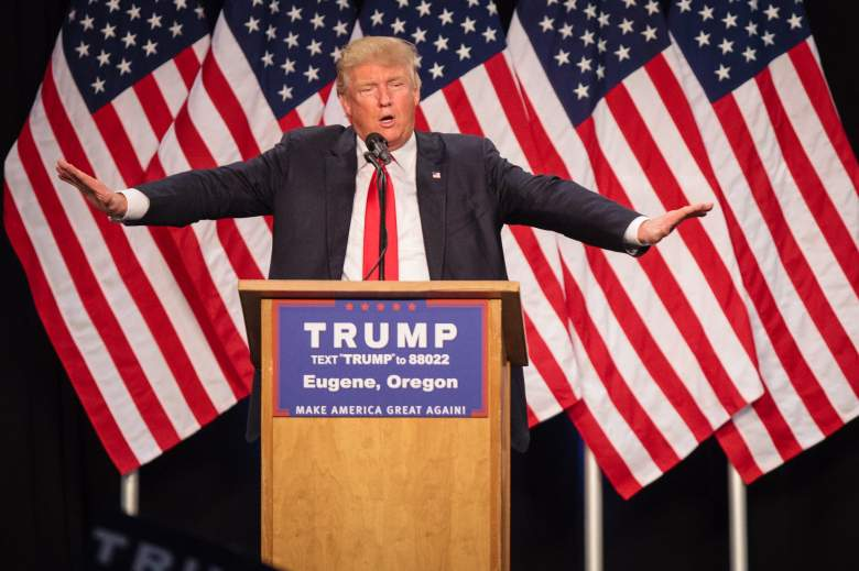 Donald Trump, Oregon GOP Republican polls, early latest polling numbers