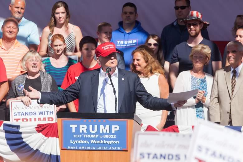 Donald Trump, GOP Republican delegate count, West Virginia, Nebraska