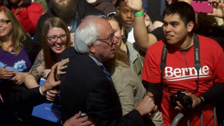 Bernie Sanders chances, Bernie Sanders polls, Bernie Sanders delegates