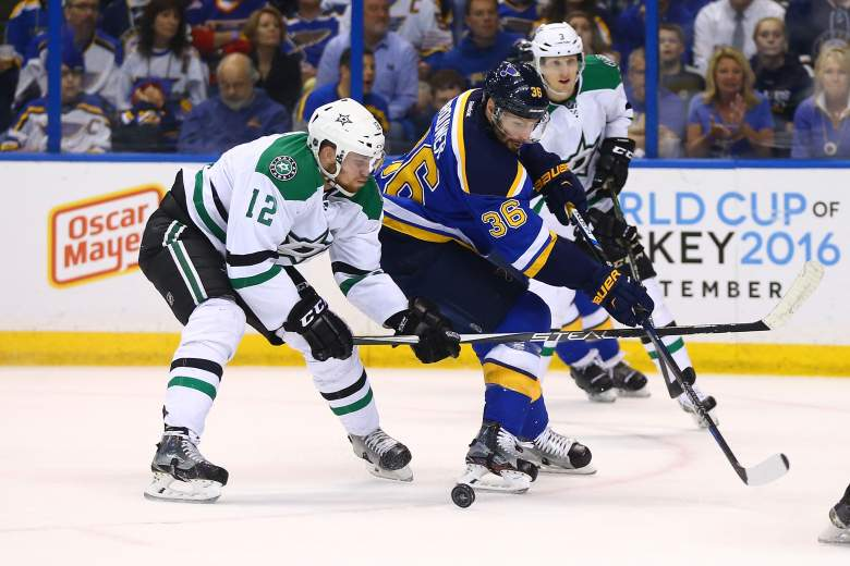 Dallas Stars, St. Louis Blues, NHL playoffs