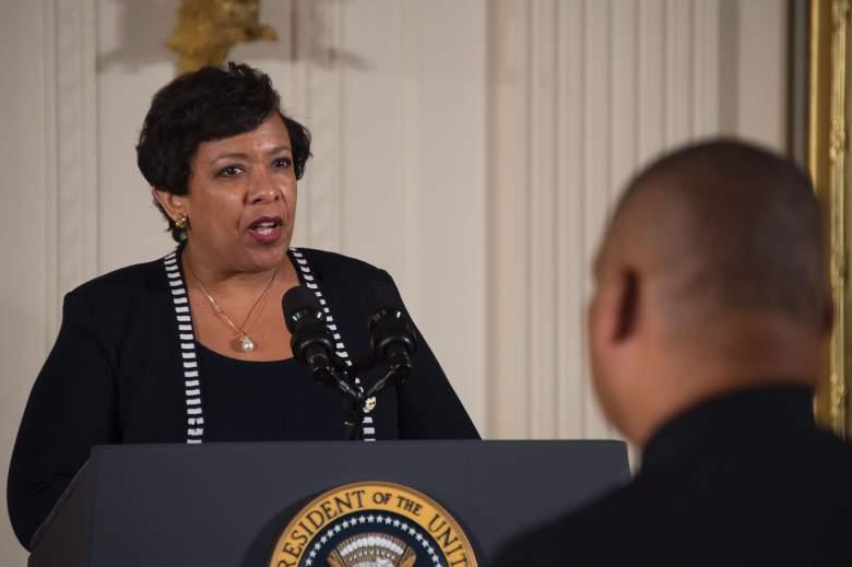 Attorney General Obama, Medal of Honor, Loretta Lynch