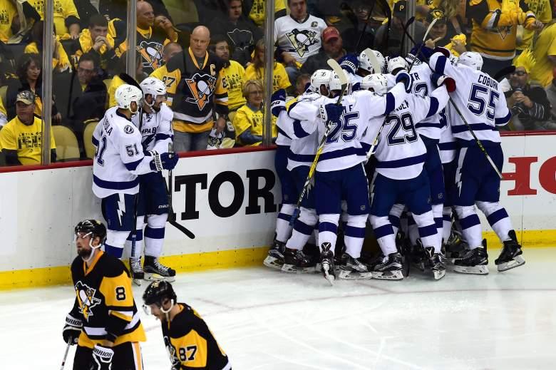Pittsburgh Penguins, Tampa Bay Lightning, NHL, hockey, Eastern Conference Finals