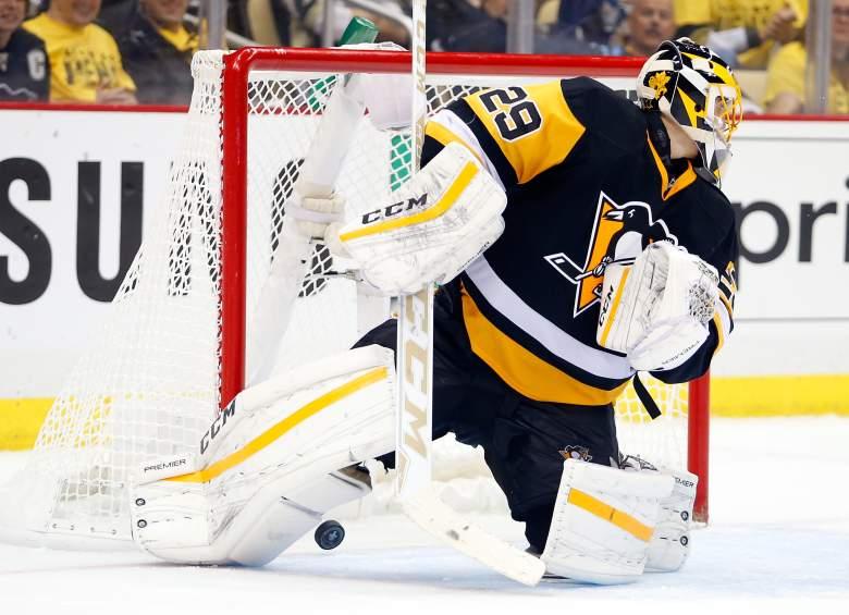 Pittsburgh Penguins, Tampa Bay Lightning, Marc-Andre Fleury, Matt Murray, NHL, playoffs