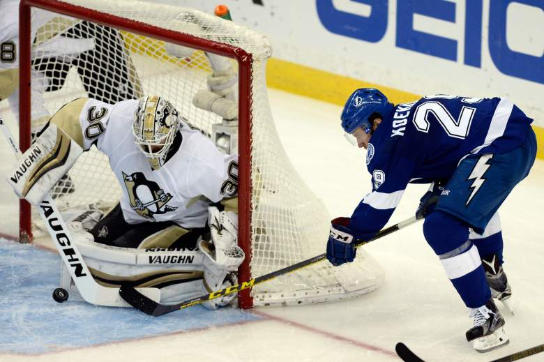 Pittsburgh Penguins, Tampa Bay Lightning, Matt Murray, Game 7