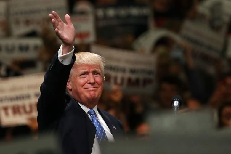 Donald Trump wave, Donald Trump supporters, Donald Trump California primary, Donald Trump Anaheim, Donald Trump Anaheim rally