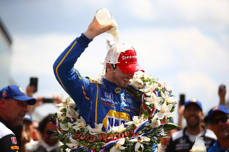 Alexander Rossi, Indy 500 winner, who won, results, driver, car