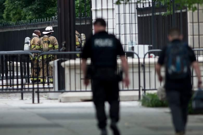 White House Lockdown, White House, White House emergency