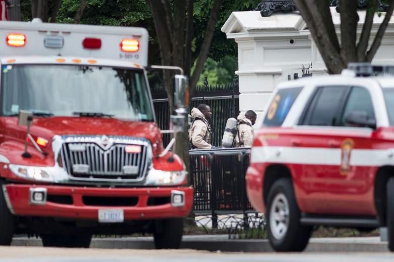 White House Lockdown, Obama White House, White House