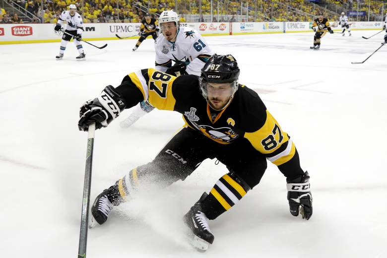 Penguins, Sharks, Stanley Cup Final, Sidney Crosby