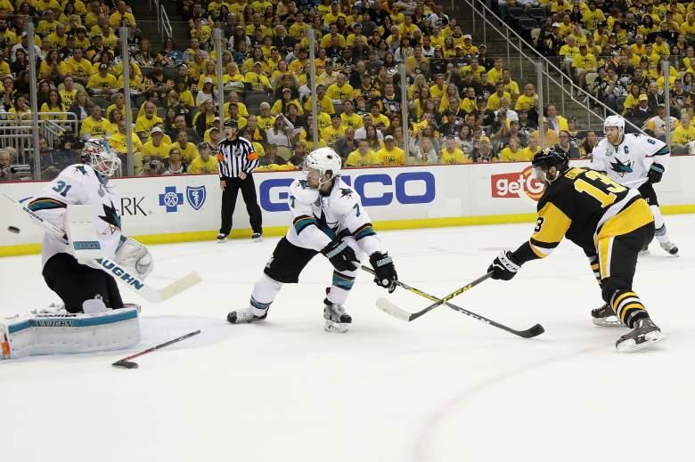 Nick Bonino, Stanley Cup Final, NHL