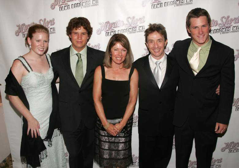 Nancy dolman children, martin short nancy dolman children, martin short family