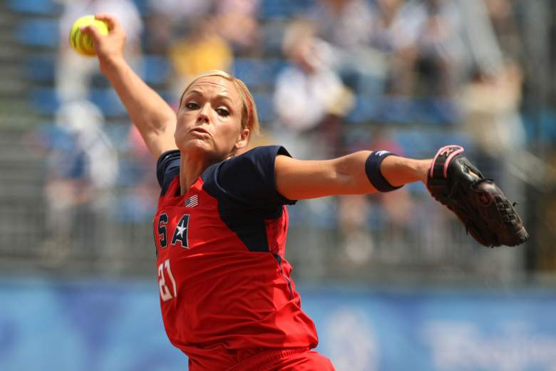 Jennie Finch Olympics, Jennie Finch pitch, Jennie Finch Beijing