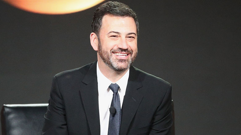 Jimmy Kimmel's family