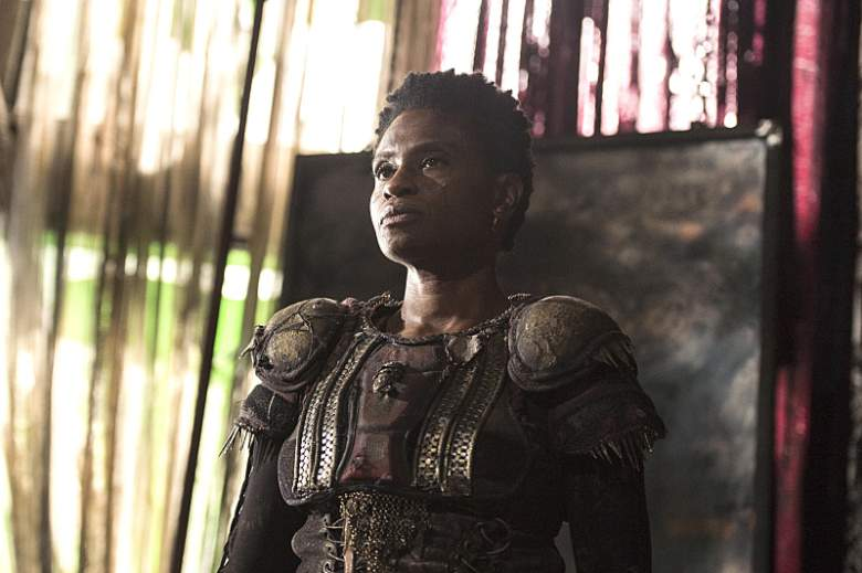 indra the 100 finale