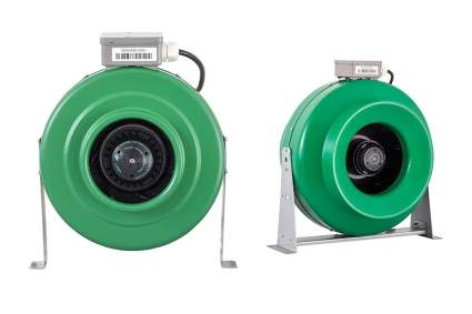 hydrofarm active air inline fans