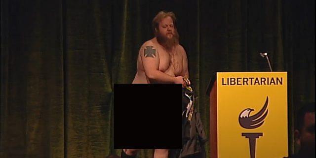 Libertarian Stripper 2
