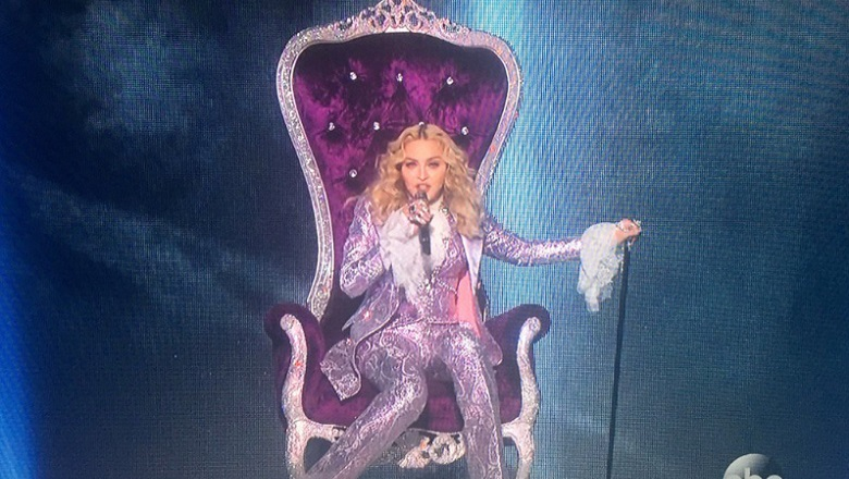 Madonna Prince tribute performance, Madonna BBMAs, Madonna Billboard Music Awards