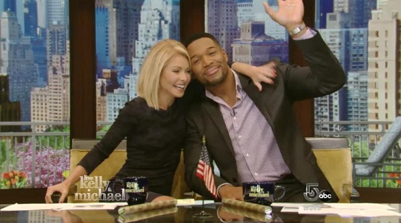 Michael Strahan, Michael Strahan Last Day On Live!, Michael Strahan Kelly Ripa Last Day, Michael Strahan Last Day Recap, What Happened On Live With Kelly And Michael