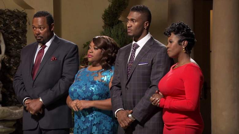 Stevie will be joined by his mother, Lola, the show's host, Sherri Shepherd, and Pastor Ken Johnson, as he embarks on his quest for love.