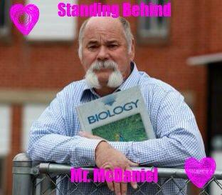 Tim McDaniel Facebook page